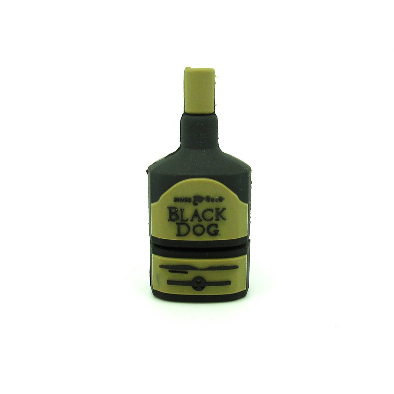 Q Dog Brand Флешка Р...