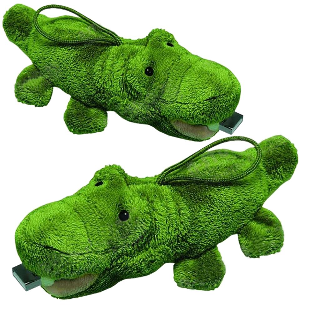 "Флешка Тканевая Плюшевый Крокодил ""Plush Crocodile"" X72"