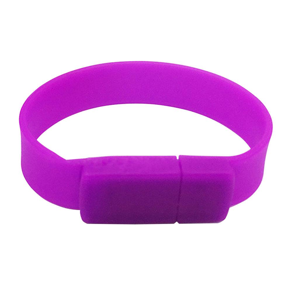 """Флешка Силиконовая Браслет """"Bracelet Splice"""" V170"""