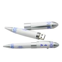 """Флешка Фарфоровая Ручка """"Pen Ceramic"""" Z30"""