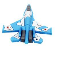 """Флешка Пластиковая Самолет """"Airplane Bomber"""" S184"""