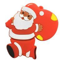 "Флешка Пластиковая Дед Мороз ""Santa Claus"" S279"