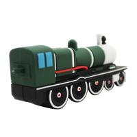 "Флешка Резиновая Ретро Поезд ""Retro Train"" Q84"