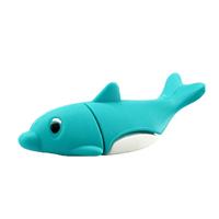 """Флешка Резиновая Дельфин """"Dolphin"""" Q359"""