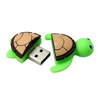 "Флешка Пластиковая Черепаха ""Turtle"" S362"
