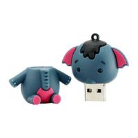 """Флешка Резиновая Слон """"Elephant"""" Q373"""