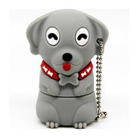"""Флешка Резиновая Смешная Собака """"Funny Dog"""" Q383"""