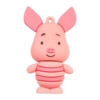 """Флешка Резиновая Пятачок """"Piglet"""" Q455"""
