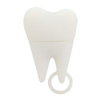 """Флешка Силиконовая Зуб """"Tooth"""" V466"""