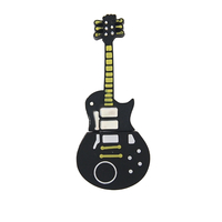 """Флешка Резиновая Электрогитара """"Guitar Electric"""" Q329"""