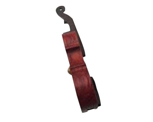 """Флешка Деревянная Скрипка """"Violin Cello"""" F3 коричневая 128 Гб"""