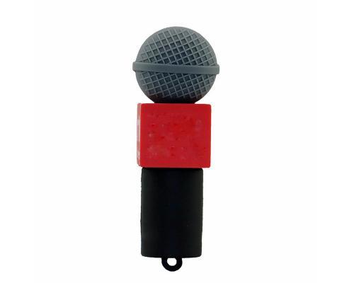 "Флешка Резиновая Микрофон ""Microphone"" Q152"
