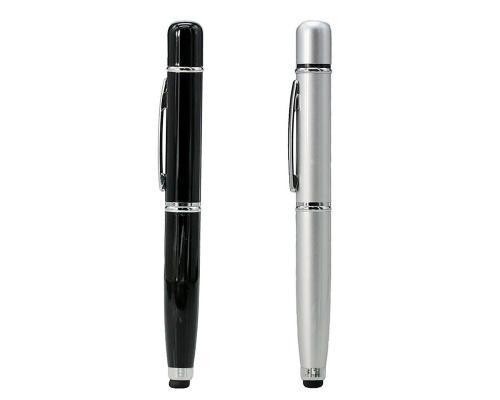 """Флешка Металлическая Ручка Стилус Дорсум """"Pen Stylus Dorsum"""" R240"""