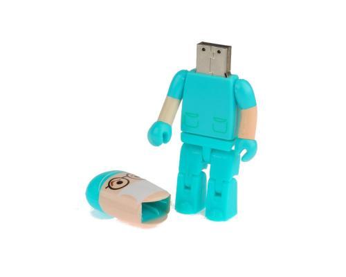 """Флешка Пластиковая Медицинский персонал """"Medical Staff"""" S230"""