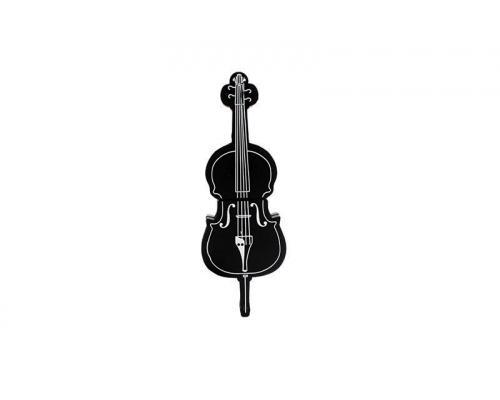 """Флешка Резиновая Скрипка """"Violin"""" Q149"""