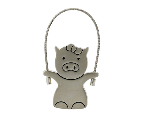 "Флешка Металлическая Свинка Вуди ""Woody Pig"" R158"