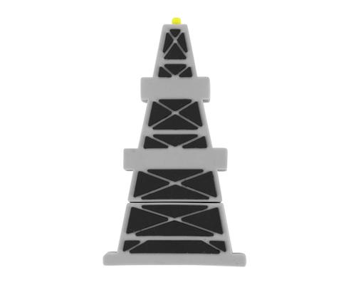 """Флешка Резиновая Вышка """"Tower"""" Q307"""