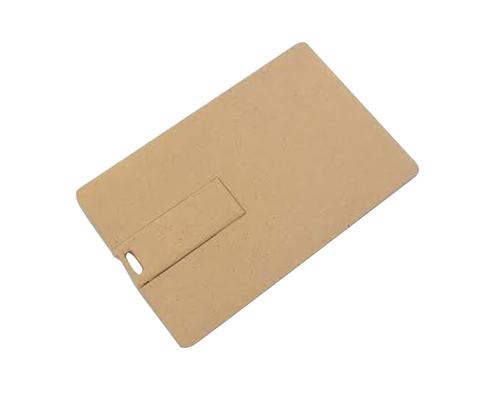"Флешка Бумажная Визитка ""Visit Card Paper"" D440"