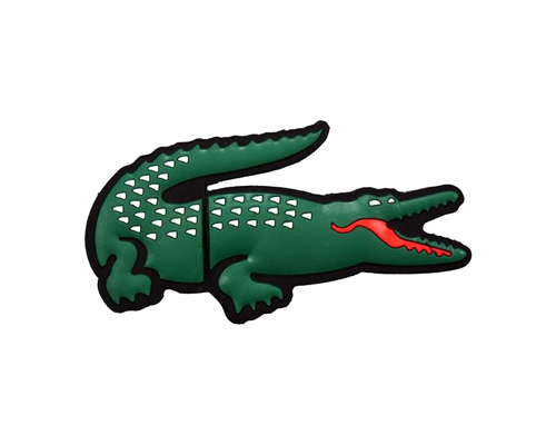 "Флешка Резиновая Крокодил ""Crocodile"" Q446"