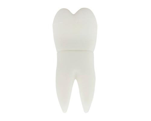 """Флешка Резиновая Зуб """"Tooth"""" Q465"""