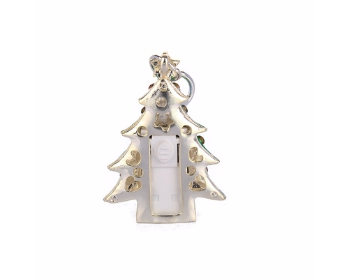 "Флешка Металлическая Елка ""Christmas Tree"" R28"