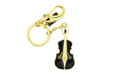 """Флешка Металлическая Скрипка """"Violin Key"""" R4 черная 8 Гб"""