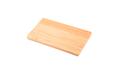 """Флешка Деревянная Визитка """"Business Card Wood"""" F27 оранжевый 4 Гб"""