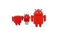 """Флешка Резиновая Андроид """"Android"""" Q361"""