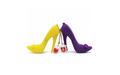 """Флешка Резиновая Туфли Женские """"Women's Shoes"""" Q381"""