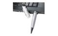 "Флешка Металлическая Ручка Лазерная указка WBR ""Pen Laser Pointer"" R44 серебряный 1 ГБ"