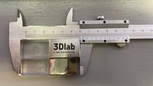 Сравнение Флешки-Кристалл большой и малый