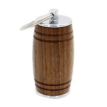 """Флешка Деревянная Бочка Пива """"Beer Barrel"""" F36 коричневая 4 Гб"""