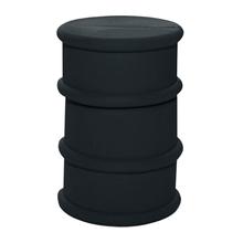 """Флешка Резиновая Бочка """"Barrel"""" Q428 черный 4 Гб"""