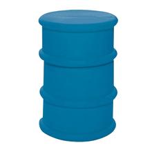 "Флешка Резиновая Бочка ""Barrel"" Q428 синий 4 Гб"