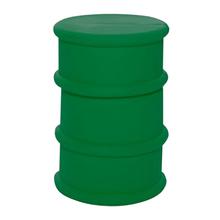 """Флешка Резиновая Бочка """"Barrel"""" Q428 зеленый 4 Гб"""