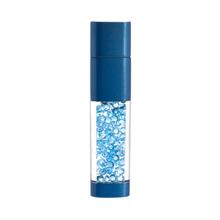 """Флешка Стеклянная Актинос """"Aktinos Glass"""" W442 синий 8 Гб"""