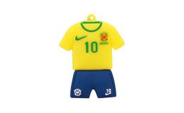 """Флешка Пластиковая Футбольная форма """"Soccer Uniform"""" S314"""